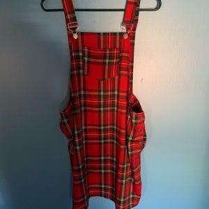 Shein Overall Dress